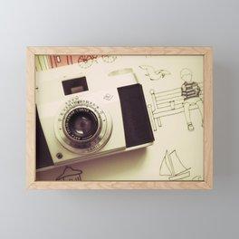 Vintage Captures Framed Mini Art Print