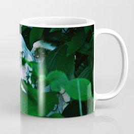 I wonder where she's looking? Coffee Mug
