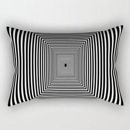 Down the Rabbit Hole Rectangular Pillow