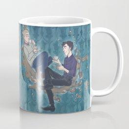 Johnlock Teatime Coffee Mug