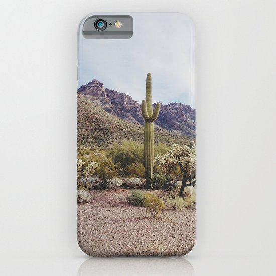 Arizona Cactus iPhone & iPod Case