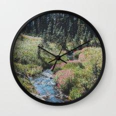 Garibaldi Provincial Park Wall Clock