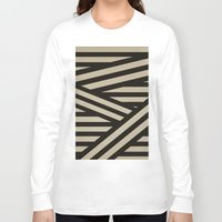 decal Long Sleeve T-shirts featuring Bandage by Charlene McCoy