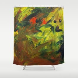 The keepers of the forest Shower Curtain
