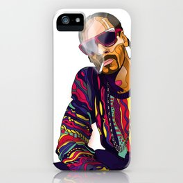 Snoop  Dogg iPhone Case