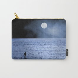 Alone at Sea Carry-All Pouch