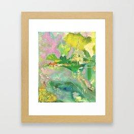 Eve of Camlann Framed Art Print