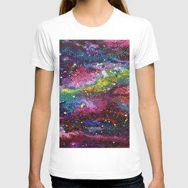 Galaxy Milkyway T-shirt