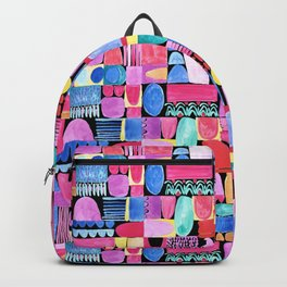 PInk Delaunay Backpack