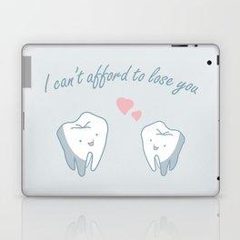 Teeth in Love  Laptop & iPad Skin