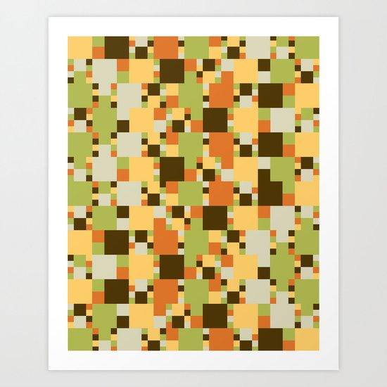Proximity Art Print