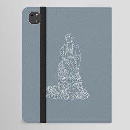 Dress Like Harry iPad Folio Case
