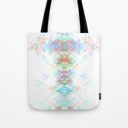 Chroma Dance Tote Bag