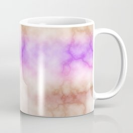 Rainbow marble texture 4 Coffee Mug