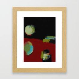 Morceaux/Pieces 3 Framed Art Print