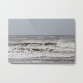 Surfs Up Donegal Metal Print