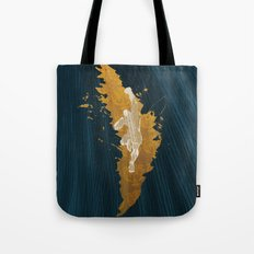 Feed The Tiger (Homage To Sagat) Tote Bag
