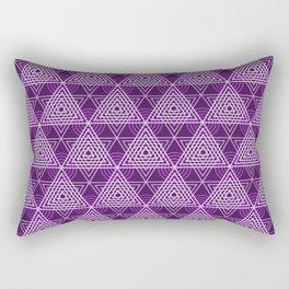 Op Art 74 Rectangular Pillow