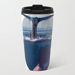 Merman Travel Mug