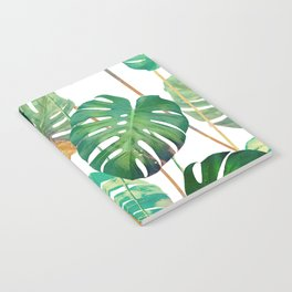 tropical savage Notebook