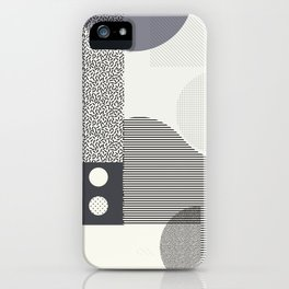 Memphis iPhone Case