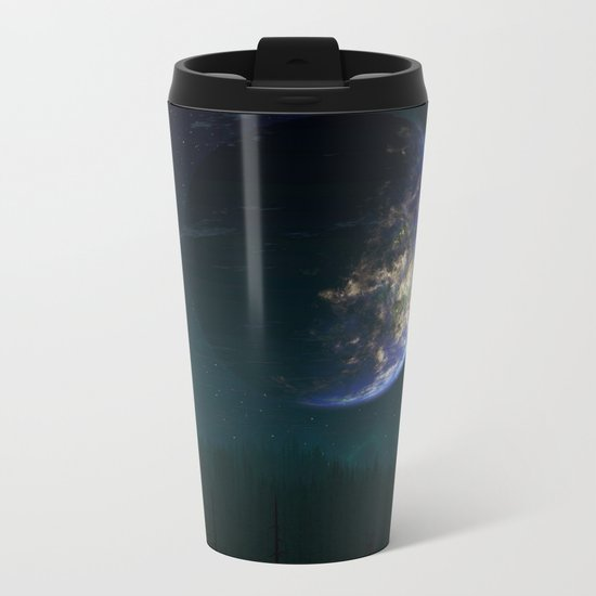 Out of this world #forest Metal Travel Mug