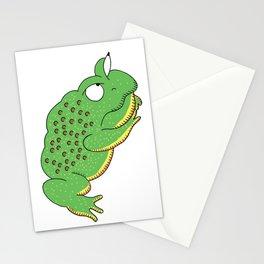 Grumpy ol' Bullfrog Stationery Cards