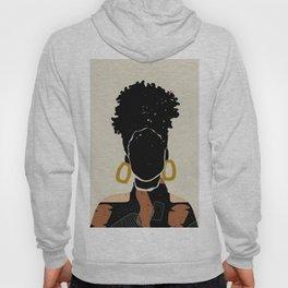 Black Hair No. 14 Hoody
