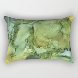 Abstract #1209 Rectangular Pillow