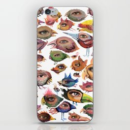 Bird's Eye iPhone Skin