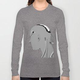 Cybernetic Coma Long Sleeve T-shirt