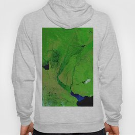 Floods in Argentina Hoody