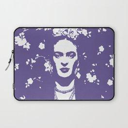 Ultra Violet Frida Laptop Sleeve