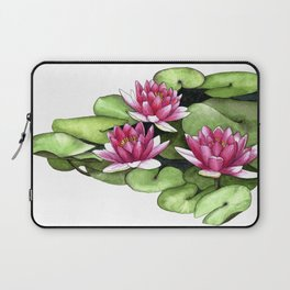 Waterlilies Laptop Sleeve