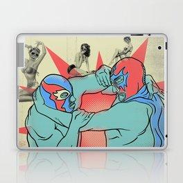 Mondo Lucha! Laptop & iPad Skin