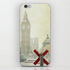 London Impressions iPhone & iPod Skin