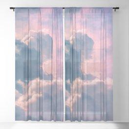 Thunderhead Sheer Curtain