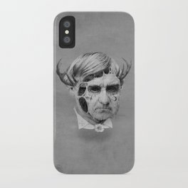 The Melting Man iPhone Case