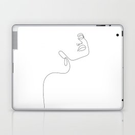 Dreamy Girl Laptop & iPad Skin