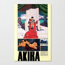 Manga 05 Canvas Print