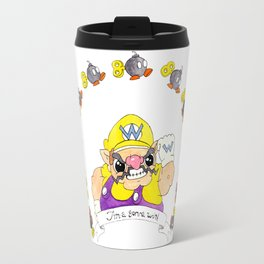 Wario Travel Mug