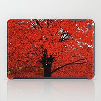 trees iPad Cases featuring  Trees  by Saundra Myles