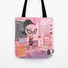 Stupid Girl Academy Tote Bag