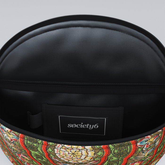 Indian Pattern No. 5 Fanny Pack
