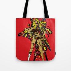 HATHOR ~ RED Tote Bag