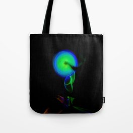 AROUND WE GO Tote Bag