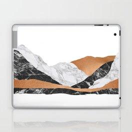 Marble Landscape I, Minimal Art Laptop & iPad Skin