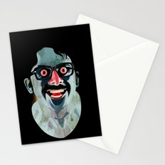 Portrait of Alonso Quijada Stationery Cards