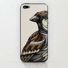Berlin Sparrow iPhone & iPod Skin