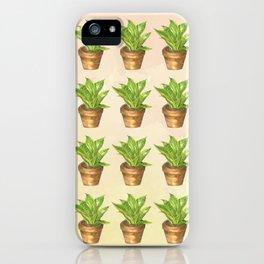 Keep Growing iPhone Case